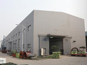 中国betway必威手机客户端集团公司第四十五研究所西区102(表面处理车间)厂房