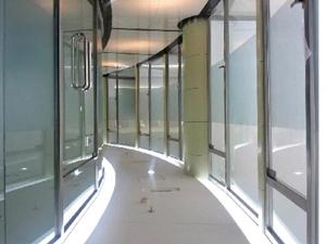 河北恒银期货办公区回廊