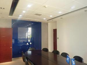 河北恒银期货办公楼小会议室