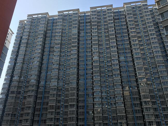 晋州市龙头花园12#楼